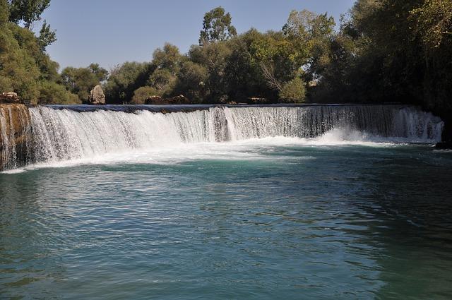 Vodopád Manavgat